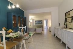 Living room - Casa vacanza La casa dei lillà