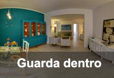 Virtual Tour della casa dei lillà - appartamento sopra